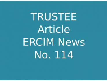 TRUSTEE – Data Privacy and Cloud Security Cluster Europe