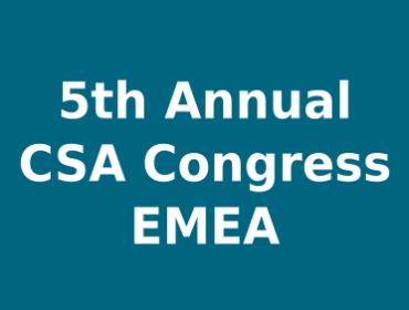 PRISMACLOUD at the 5th Annual Cloud Security Alliance EMEA Congress