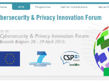CSP Forum 2015 | 28-29 April 2015