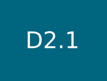 D2.1 Legal, Social and HCI Requirements
