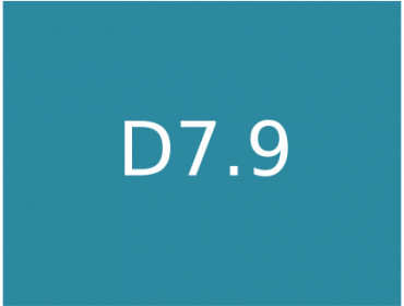 D7.9 Second release of software modules for use case integration and validation