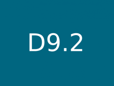 D9.2 Dissemination and Exploitation Report 1
