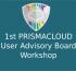 1st PRISMACLOUD User Advisory Board Workshop