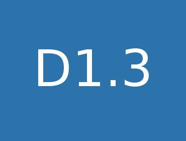 D1.3 Second management and progress report