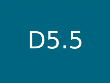 D5.5 Analysis of the requirements for and the state of the art for privacy and anonymisation techniques