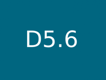 D5.6 Progress Report on Privacy and Anonymisation Techniques