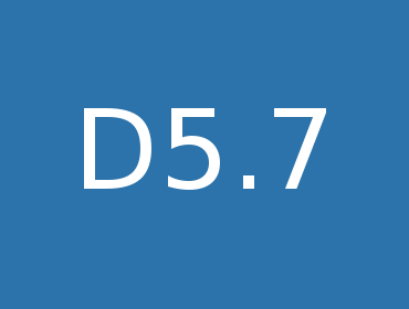 D5.7 Final Report on Privacy and Anonymization Techniques