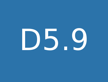 D5.9 Analysis of malleable signatures for defining allowed modification and providing verifiable means of conformant processing