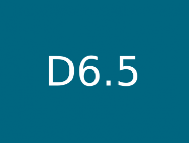D6.5 Firts Release of Software Implementation of Selected Components