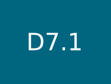 D7.1 Progress Report for Security and Privacy by Design Guidelines