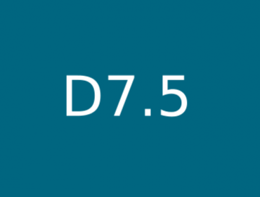 D7.5 First version of guidelines and architecture for secure service composition