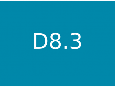 D8.3 E-Government use case validation