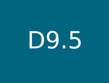 D9.5 Initial assessment of current cloud standardization efforts