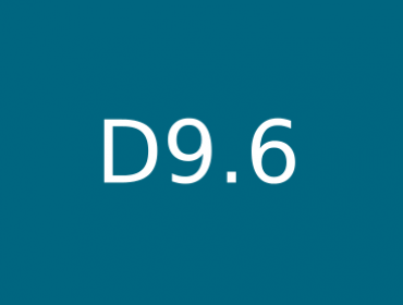 D9.6 Standards Activity Report 1
