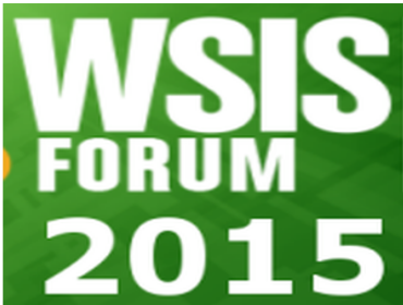 WSIS Forum 2015 | 25-29 May 2015